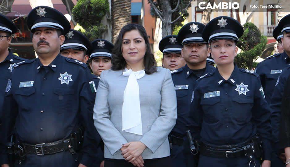 Claudia termina su berrinche: cede al estado la seguridad de la capital