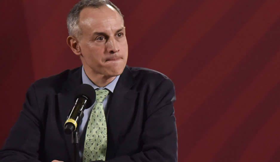 López-Gatell ni se jacta ni culpa, pide corresponsabilidad