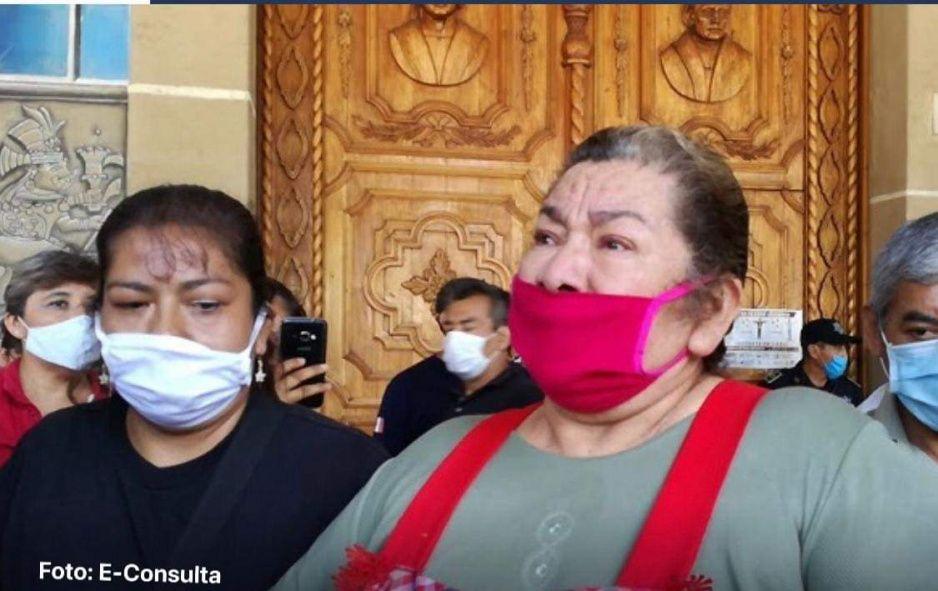 Muere Elvira Trujillo, líder del Mercado de la Purísima
