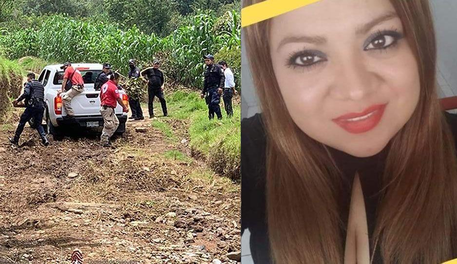 Reinician búsqueda de Angie Landa en cerro de Chignautla; desapareció el 11 de enero