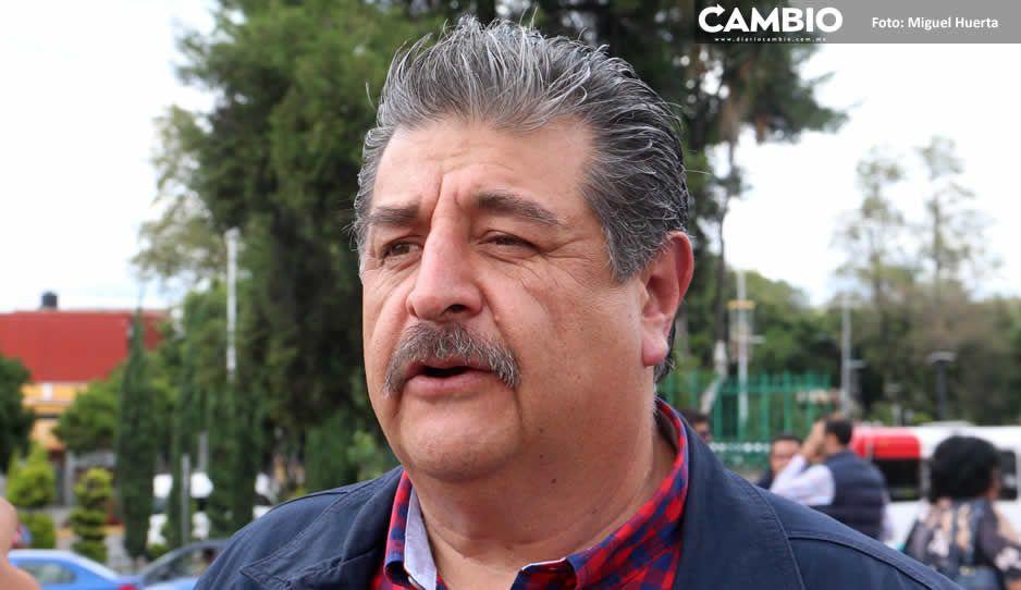 Ecoloco Vargas presiona a cura para ceder  ante Cruz Monumental de Huauchinango