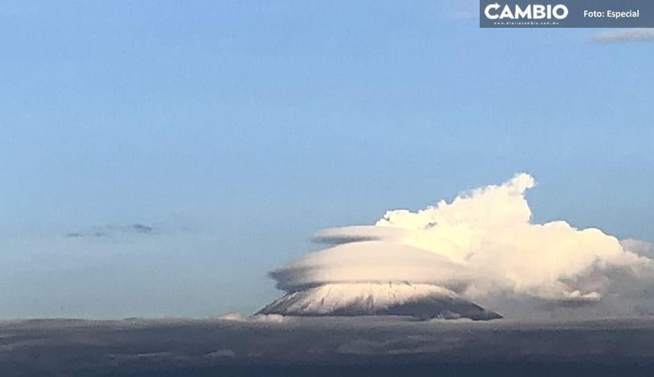 Científicos explican los extraños ruidos que emite el Popocatépetl (VIDEO)