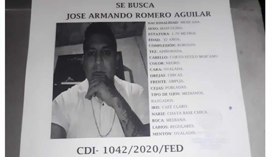 ¿Lo has visto? José Armando estuvo en la Guadalupe Hidalgo y no lo han vuelto a ver