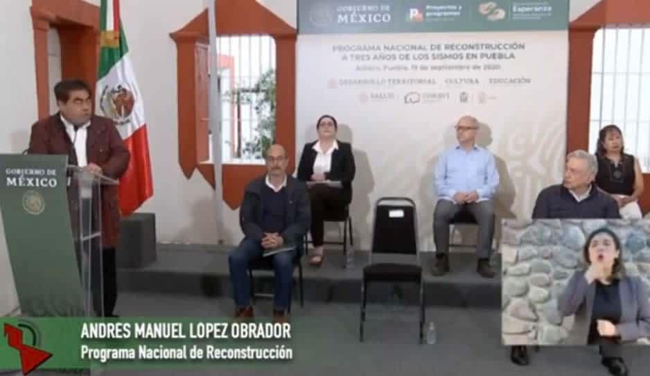 VIDEO: Elogia Barbosa trabajo de Velázquez en la visita de AMLO