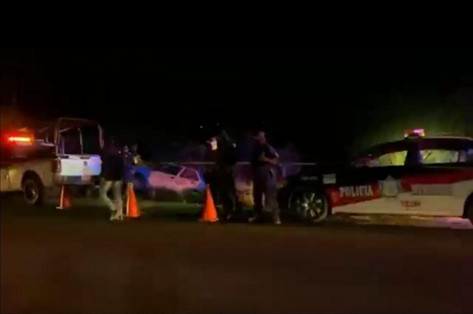 Ejecutan a taxista y a pasajera en Izúcar de Matamoros (VIDEO)