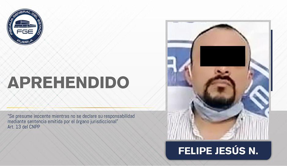 Aprehenden a acusado de robo en Tehuacán