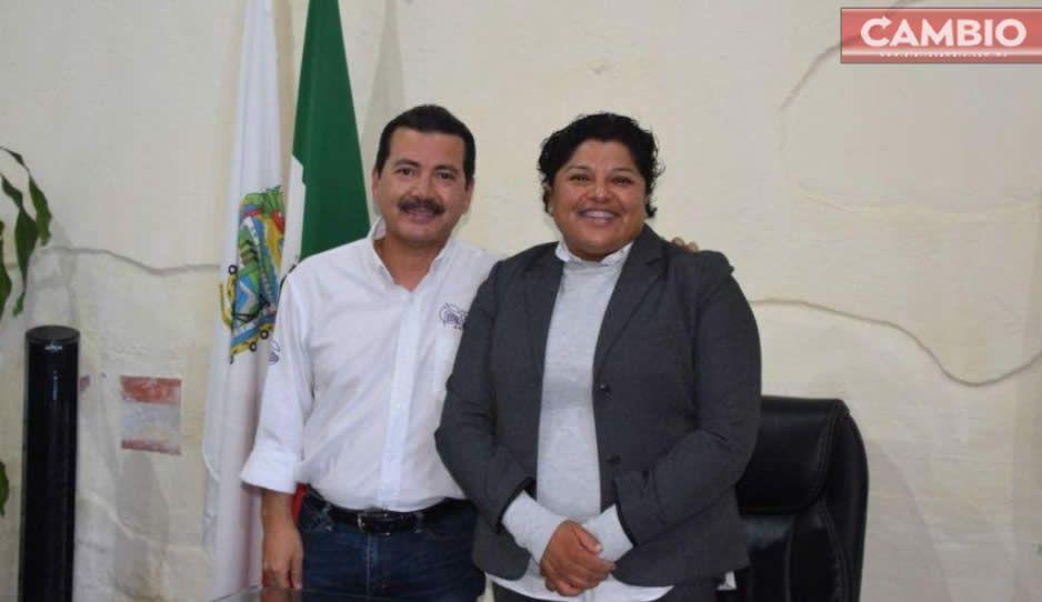 Se coordinan gobiernos de San Andrés y San Pedro Cholula para atender riesgo sanitario en zona limítrofe