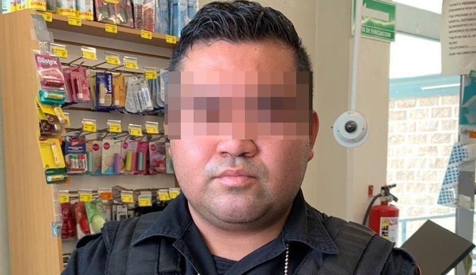 Detienen a elemento de Irontigers Seguridad Privada por irregularidades