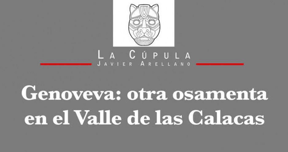 Genoveva: otra osamenta en el Valle de las Calacas