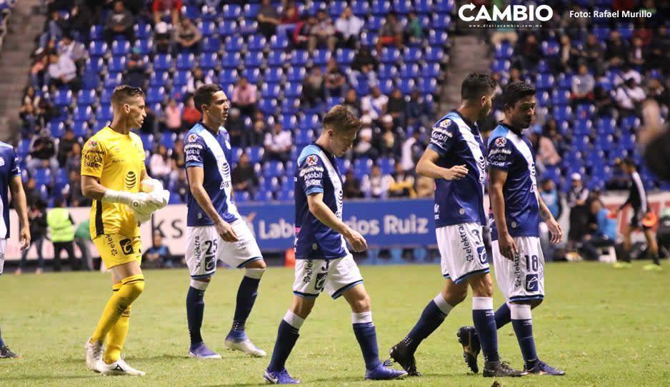 Club Puebla confirma que arrancará este sábado su pretemporada vs el Pachuca