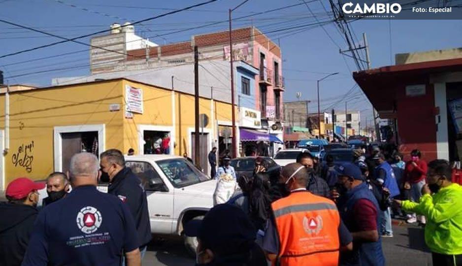 Obligan al cierre de establecimientos no esenciales en San Pedro Cholula