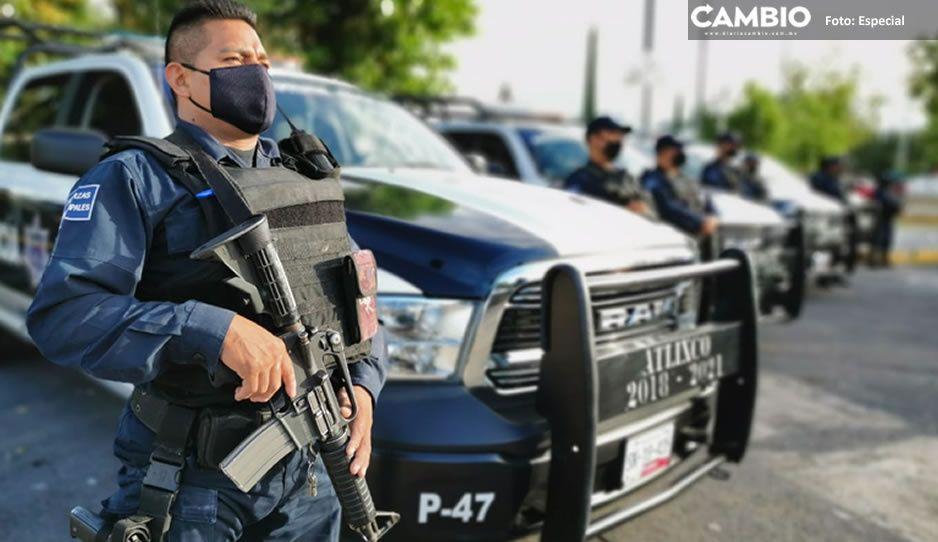 Despiden a policías por no pasar el examen de control y confianza en Izúcar