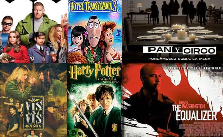 Estos son los estrenos de Netflix y Amazon ¡No te los pierdas!
