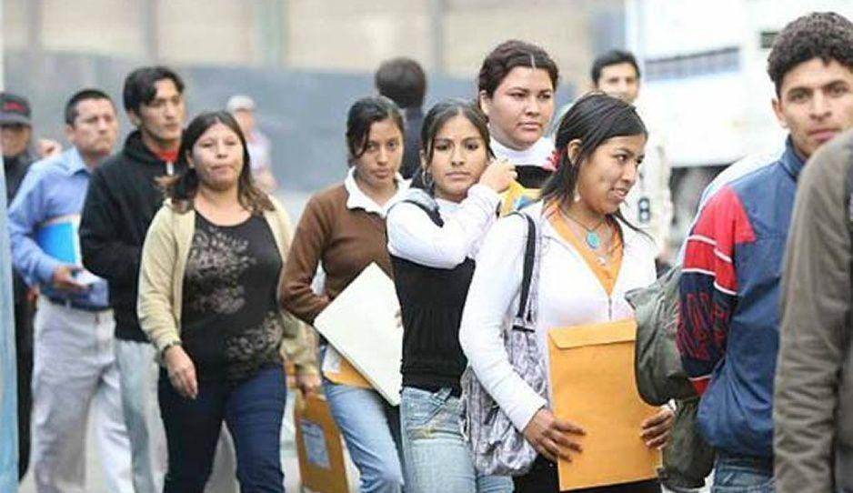 Jóvenes son inmunes al Covid pero no al desempleo y la pobreza