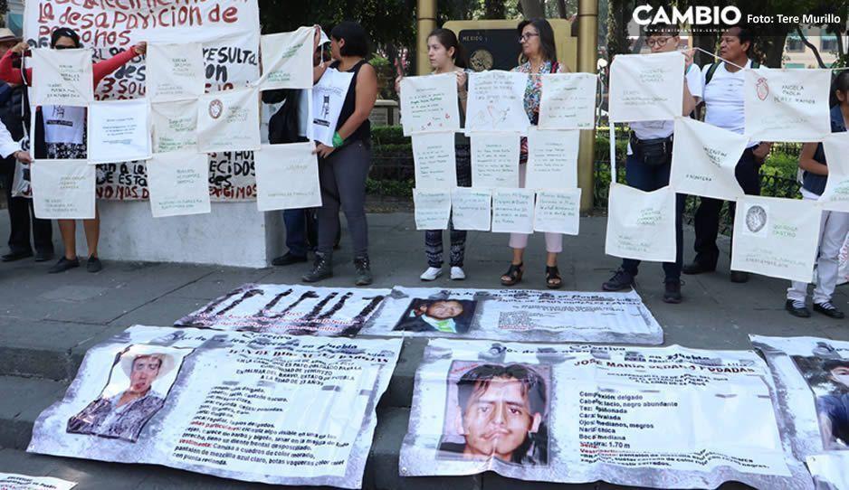 Colectivo entrega iniciativa para Ley de Desaparecidos a Biestro y a la presidenta de la CDH