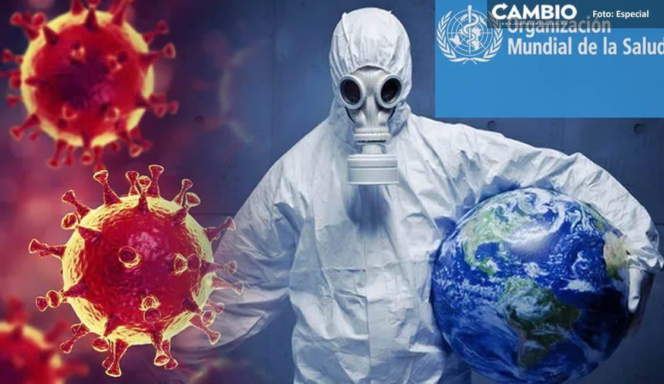 OMS; la pandemia impactará por décadas y durará mucho tiempo