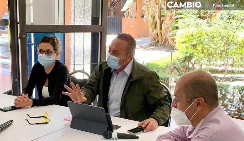 Municipios de la Mixteca y Atlixco  ajustan presupuesto ante recortes