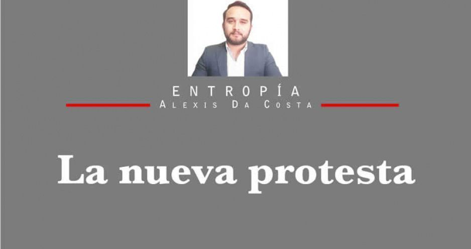 La nueva protesta