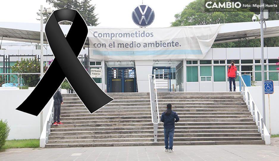 Tiene VW su primer obrero muerto por Covid pese a protocolos sanitarios: Gabriel Ceballos de la nave 4