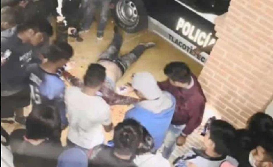 Esta semana SSP asume control de Tlacotepec tras linchamiento