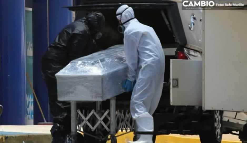 En septiembre, repatriarán a poblanos muertos por COVID en EU