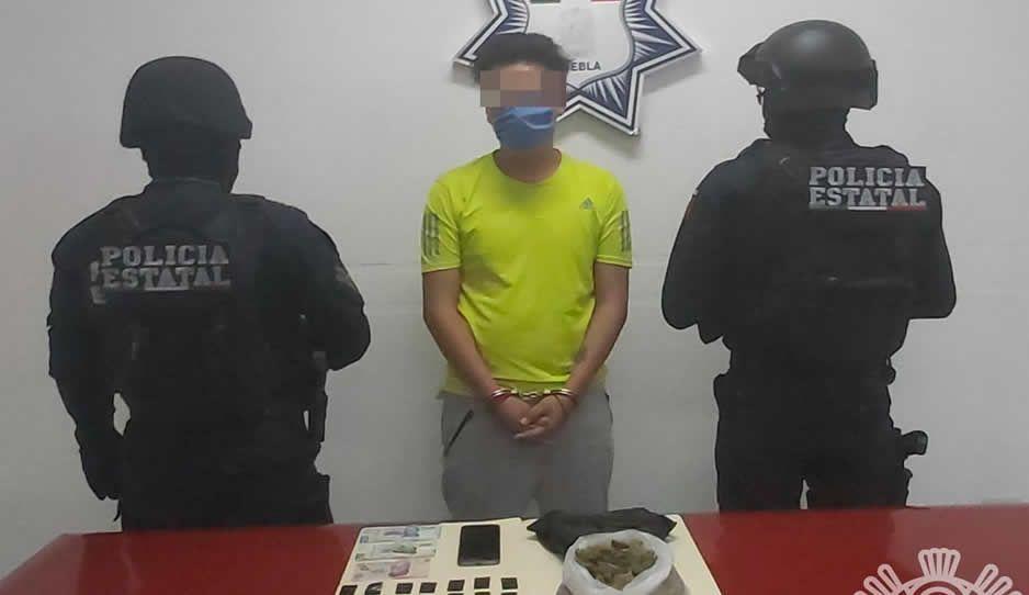 Arrestan al Bofo por narcomenudista y rata en el barrio de Los Remedios