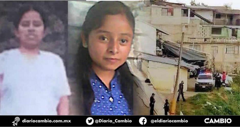 Feminicidios 104 y 105: Irene y su hija Natividad fueron halladas al fondo de un barranco en Zacapoaxtla