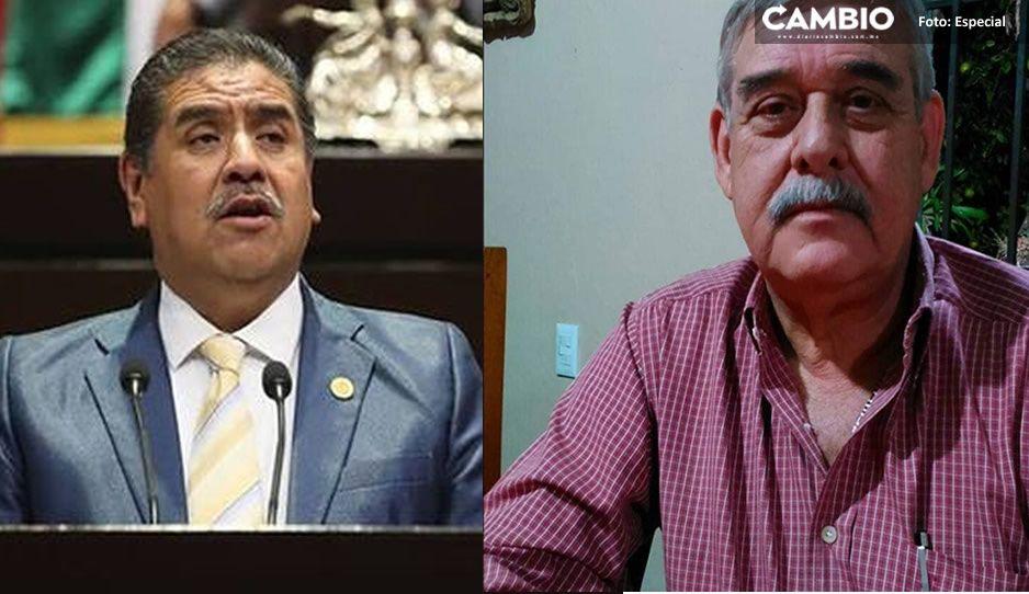 Perfil: José Francisco Esquitin, suple al diputado federal Miguel Acundo quien falleció por Covid