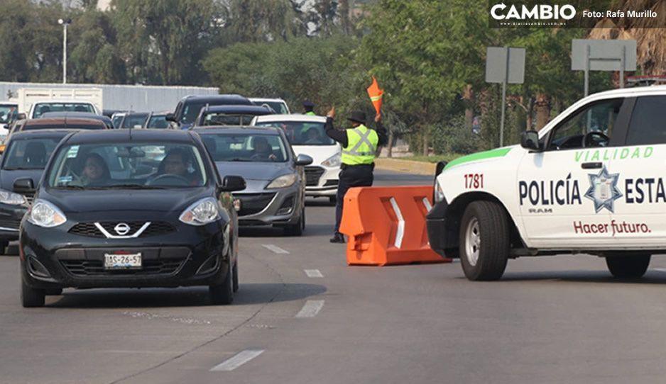 Poblana gana amparo contra el Hoy No Circula: si no uso mi vehículo hay más riesgo de contagio en el transporte público