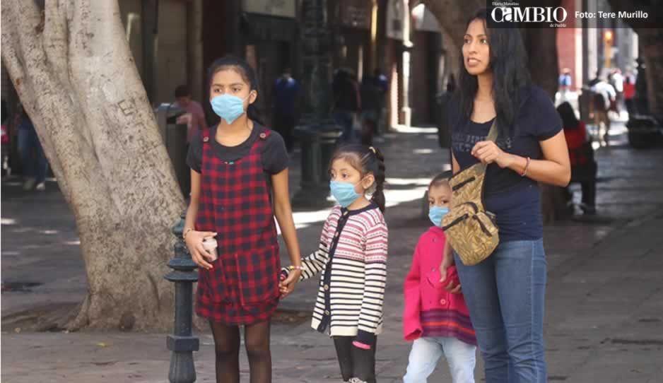COVID mata a dos niñitos más en Puebla; van 12 víctimas