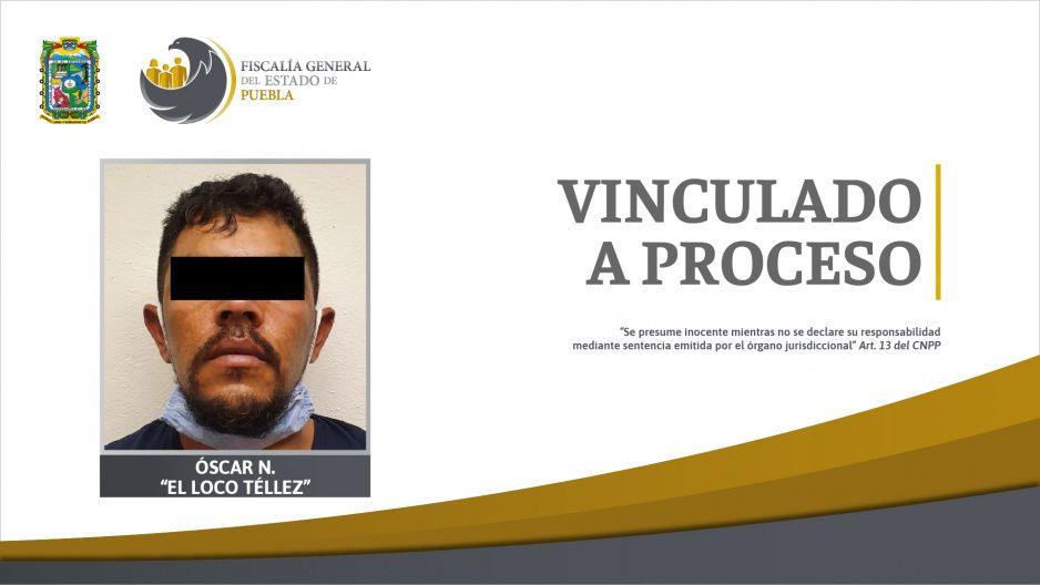 Fiscalía suma dos homicidios más en Texmelucan contra El Loco Téllez