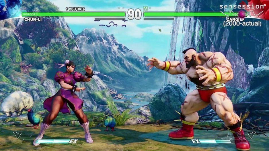 Street Fighter V estará gratis en PS4 durante septiembre