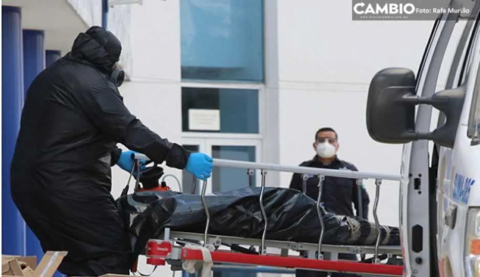Mueren cinco poblanos más en EU por COVID; van 436 víctimas