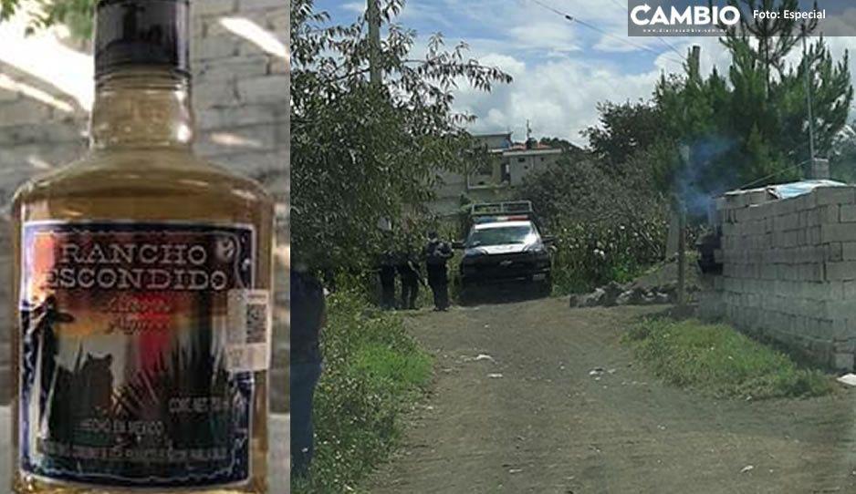 Siguen las víctimas por beber Rancho Escondido; ahora muere familia poblana