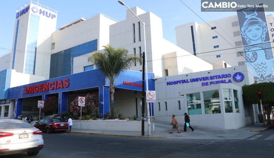 Dos muertes por coronavirus en el Hospital Universitario desata el pánico; hay 9 pacientes en terapia intensiva