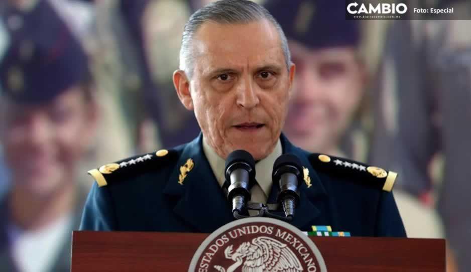Cienfuegos tendrá los mismos abogados que César Duarte y García Luna