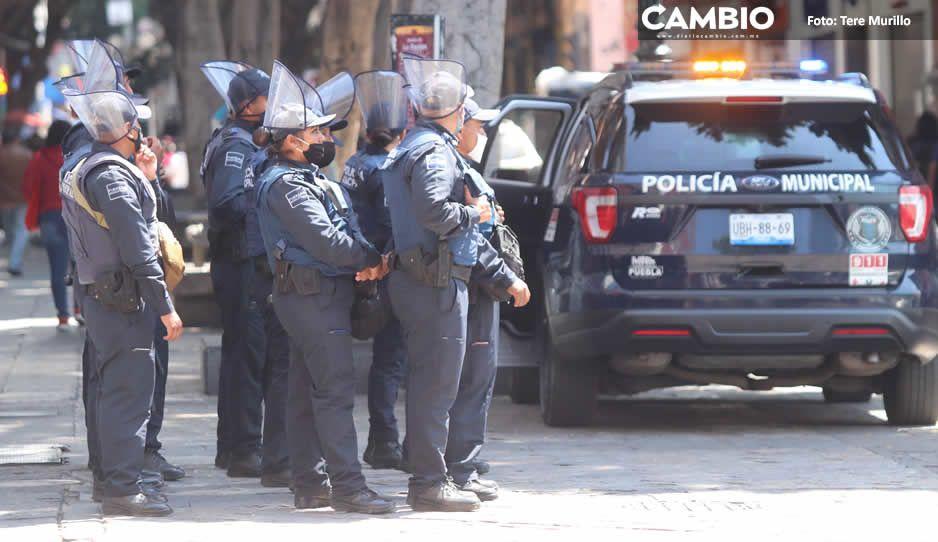 Puebla retrocede un lugar en percepción de paz: IPM