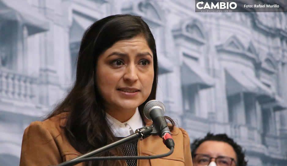 Claudia se deslinda del asesinato de Aldo Padilla; le echa la bolita a la Fiscalía (VIDEO)