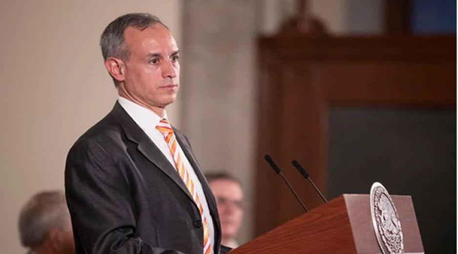 López-Gatell podría perder su cédula por mentirle a los mexicanos : PAN
