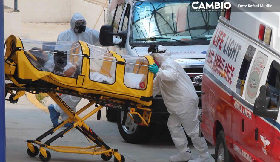 Aumentan 10 % casos de COVID en Puebla en la última semana (VIDEO)