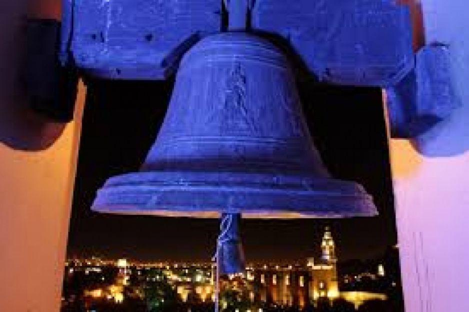 Tradicional concierto de campanas en Cholula estuvo dedicado a los muertos por el bicho