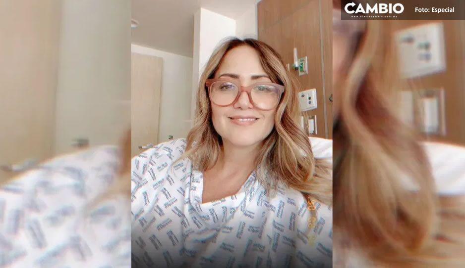 """Legarreta asegura que """"ya no es contagiosa"""" y regresará a Hoy"""