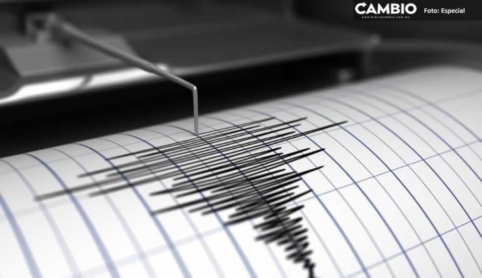 Sismo magnitud 5.1 sacude a Tapachula, Chiapas