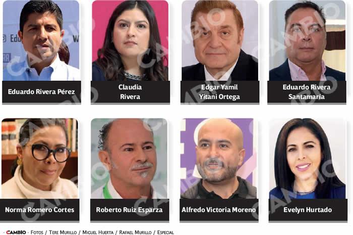 candidatos alcaldes puebla