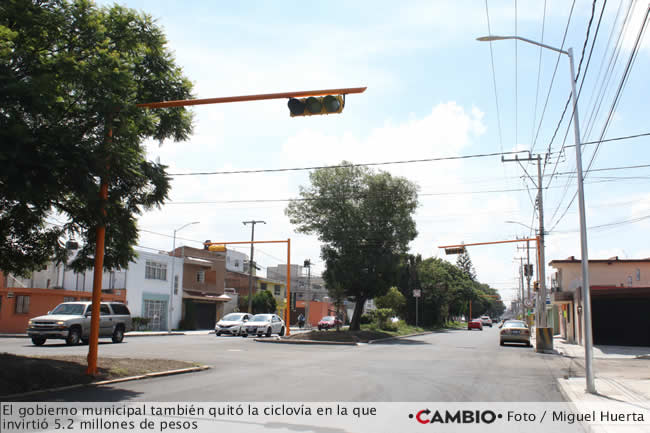 colocacion semaforos inversion