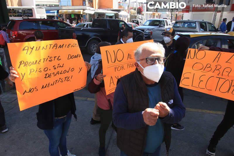 Mercado Amalucan tendrá sobrecosto: cuesta más del doble que los de Cholula  y Huejotzingo (FOTOS Y VIDEOS)