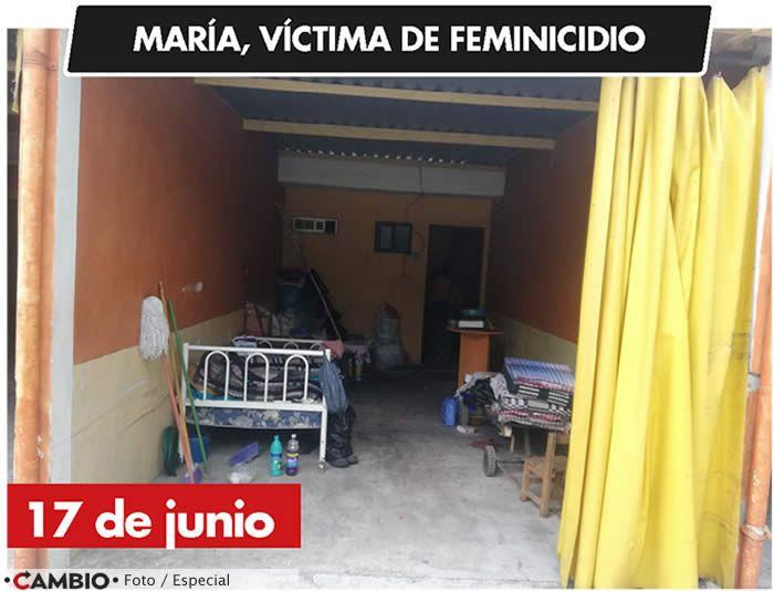 maria z feminicidio
