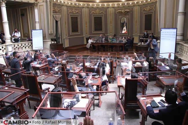 pleno congreso sesion vista