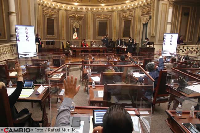 legislatura ultima sesion votacion