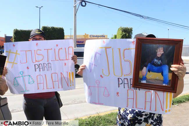 familiares alan jafet piden justicia mensajes